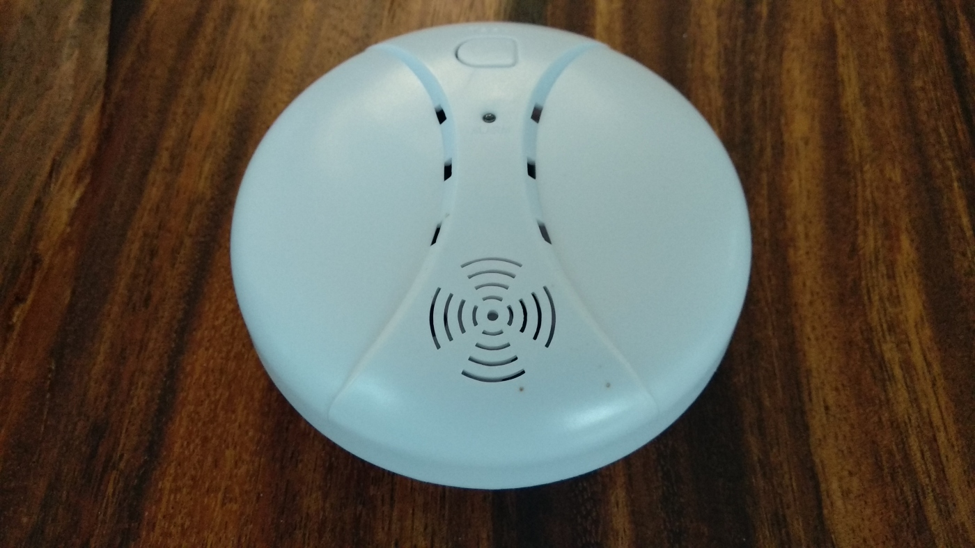 433 Mhz Smoke Detector
