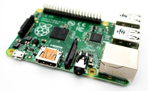 Raspberry für FHEM