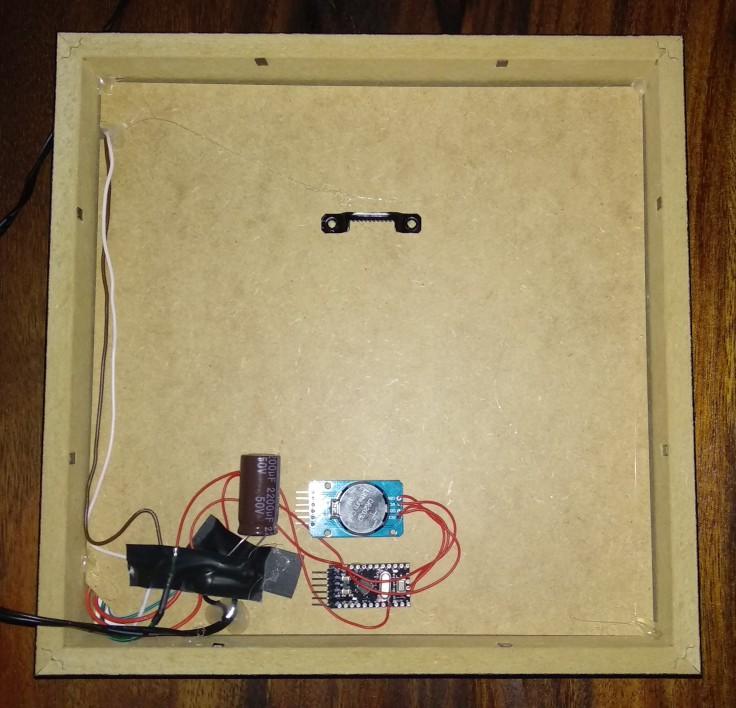Unterbringung Arduino